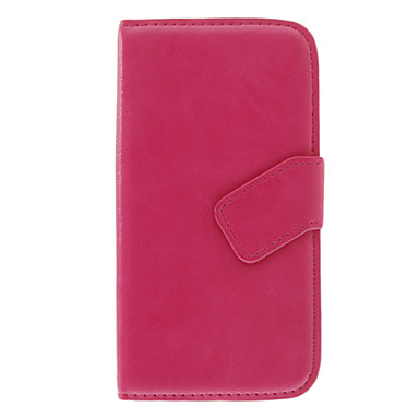 Protective Faux Leather Flip Case for Samsung Galaxy S4 I9500