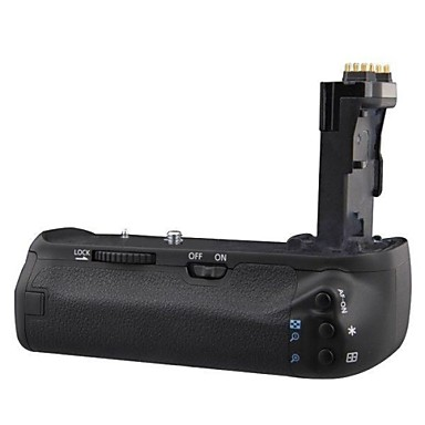 LP-E6 olarak Canon EOS 70D BGE14 BG-E14 Dikey Battery Grip
