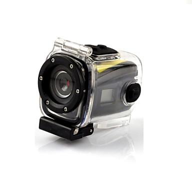 G328 Mini su geçirmez HD 720P 5.0 MP CMOS LCD Sportif Dalış DVR Kamera Kamera