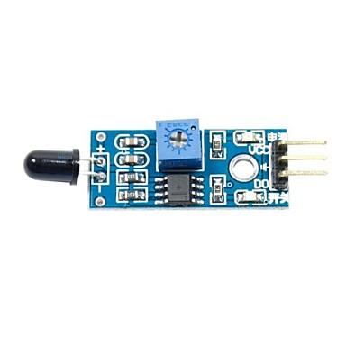 arduino için ısıya duyarlı sıcaklık anahtarı sensör modülü