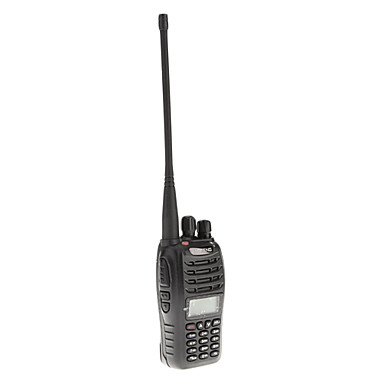 Baofeng uv-B5 UHF / VHF 400-480 / 136-174mhz dual-band fm doi fel de radio de emisie-recepție walkie talkie interfon