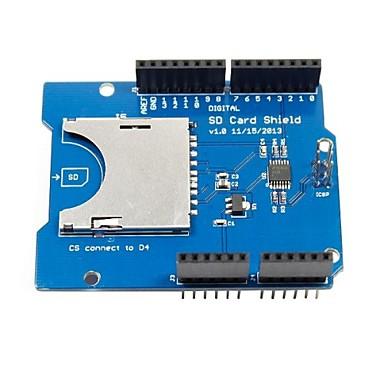 (Arduino için) için catalex sd / tf kart kalkan genişleme kartı (arduino) panoları için (resmi ile çalışır)