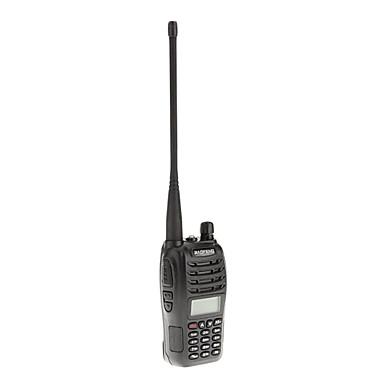 宝豊UV-B6のUHF / VHF 400から470 / 136-174mhz 5ワットノイズリダクション2ウェイラジオトランシーバーインターホン