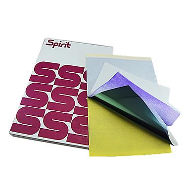 Transfer kağıdı Kağıt Dövme Kaynağı dövme malzemeleri