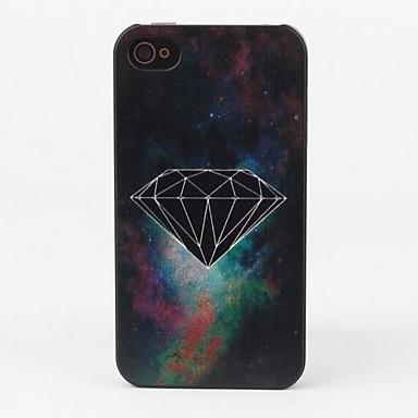 IPhone 4/4S için Black Diamond Koruyucu Sırt Çantası