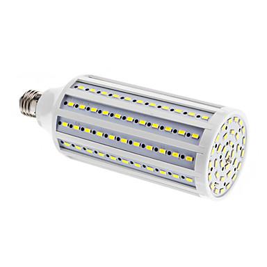 30W E26/E27 LED-maïslampen T 165 leds SMD 5730 Warm wit Koel wit 2500lm 6000-7000K AC 220-240V