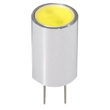 2700/3500 lm G4 LED Bi-pin Işıklar 1 led COB Sıcak Beyaz DC 12V