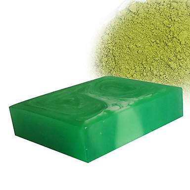Tianxuan El Matcha Çay Ağacı Sabun Beyazlatma Anti-Akne 100g