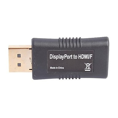Home Theater için HDMI adaptörü DisplayPort