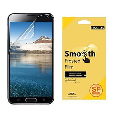 Samsung Galaxy S5 I9600 Premium Temperli Cam Ekran Koruyucu