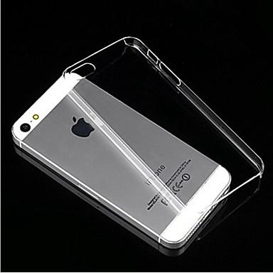 DONCASE ® 아이폰 5/5S를위한 투명한 PC 뒤 표지 케이스