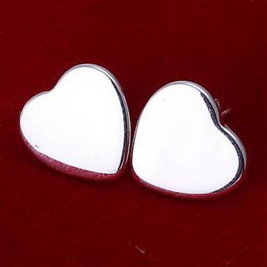 Cercei Stud Inimă Aliaj Heart Shape Bijuterii Pentru Petrecere Zilnic Casual