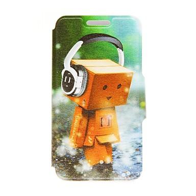 tok Για iPhone 4/4S Apple Πλήρης Θήκη Σκληρή PU δέρμα για iPhone 4s/4