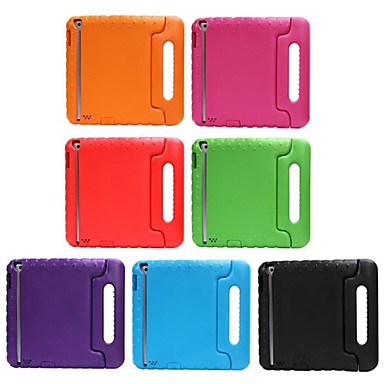 Pouzdro Uyumluluk iPad 4/3/2 Şoka Dayanıklı Satandlı Çocuk Kilidi Arka Kapak Tek Renk EVA için iPad 4/3/2