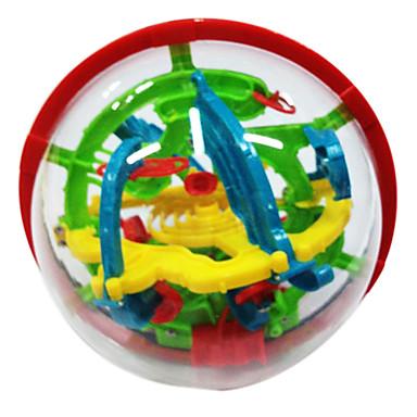 Balls Maze Ball Fun Plastic Classic Pieces Kid's Boys' Girls' Toy Gift