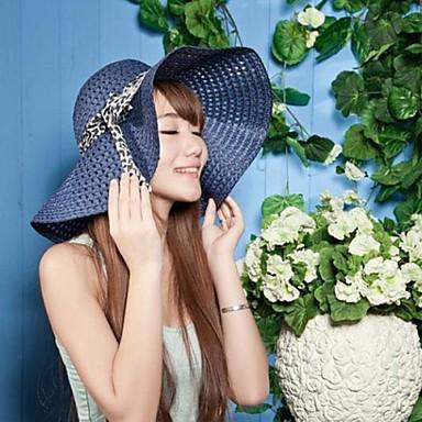 Kadın Modası Hollow Out ilmek Kurdele Disket Şapka