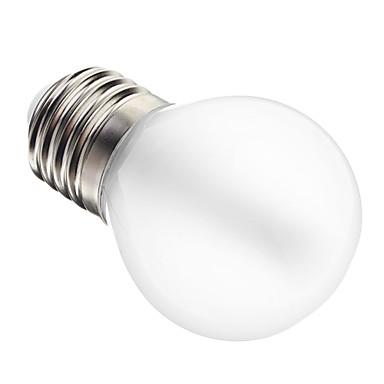 180-210 lm E26/E27 LED-bollampen G45 25 leds SMD 3014 Decoratief Warm wit Koel wit AC 220-240V