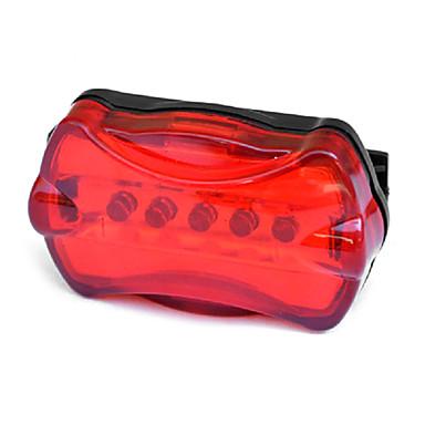 cheap Bike Lights-LED Bike Light Bike Light Rear Bike Tail Light Cycling Battery Cycling / Bike - MOON / IPX-4