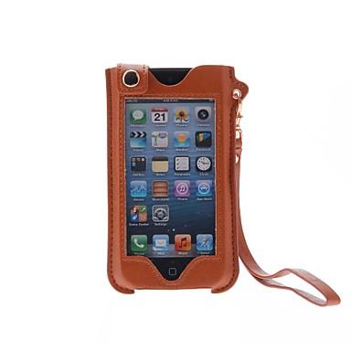 Maska Pentru iPhone 4/4S Apple Carcasă Telefon Greu PU piele pentru iPhone 4s/4