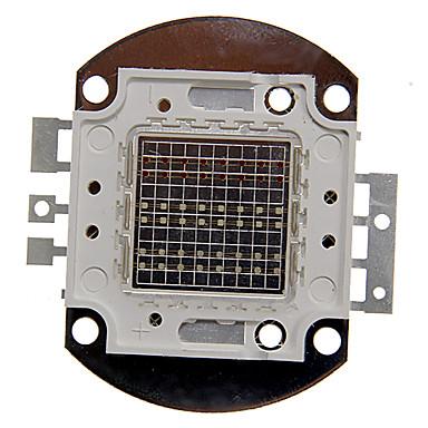 zdm ™ 50w rgb ışık led modülü entegre (: 16-18v, yeşil: 25-27v, mavi: kırmızı 25-27v)