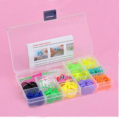 Curea din Cauciuc Bijuterii Instrumente și echipamente Teracotă Material Textil DIY bijuterii 15.0*10.0*7.0 0.104