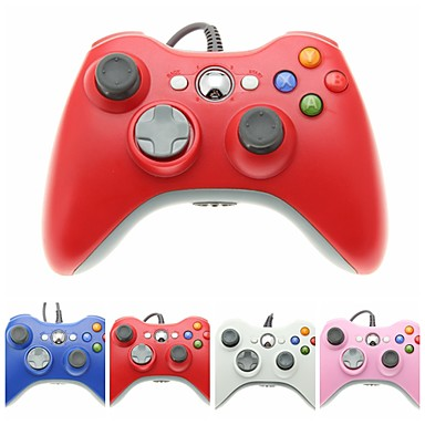 USB Controllere - Xbox 360 Manetă Jocuri Novelty Cu fir