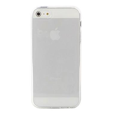 Case Dura para iPhone 5 (Transparente)