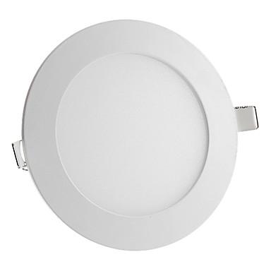 800 lm Gömme Işıklar 45 led SMD 2835 Serin Beyaz AC 85-265V