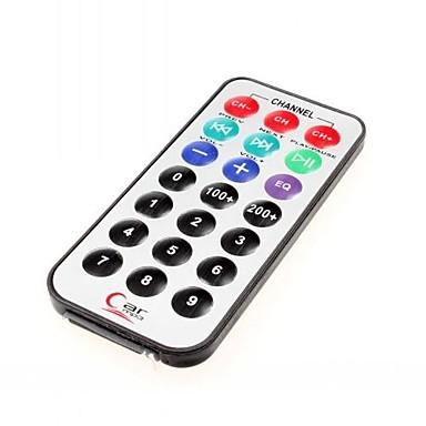 placă de dezvoltare MCU de control de la distanță 21 buton (1 x CR2025)