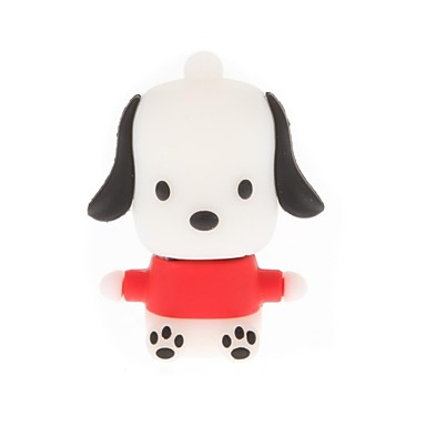 câine de desene animate zp unitate flash USB de 32 GB caracter