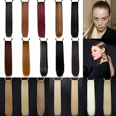 24 inç Uzun Ek saç Klasik 1 Klasik Günlük Yüksek kalite