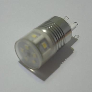 YouOKLight 300 lm G9 LED Mısır Işıklar T 11 LED Boncuklar SMD Dekorotif Sıcak Beyaz 85-265 V / RoHs
