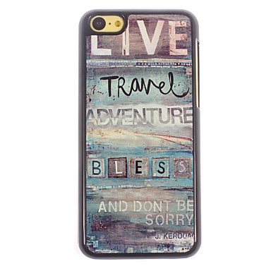 de design din aluminiu de călătorie direct de caz greu pentru iPhone 5c