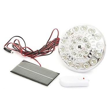 22-LED Uzaktan kumanda Güneş Sel Lambası Aydınlatma sistemi