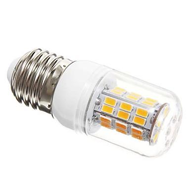 JIAWEN 1pc 8 W 1200 lm E26 / E27 LED Mısır Işıklar T 42 LED Boncuklar SMD 5730 Sıcak Beyaz 100-240 V
