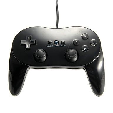Kablolu Oyun kumandası Uyumluluk Wii U / Wii ,  Oyun kumandası Metal / ABS 1 pcs birim