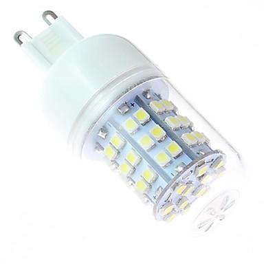 beyaz ışık led ampul G9 4w 60smd3528 5500-6500K 220V
