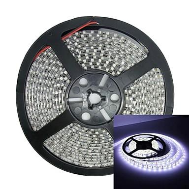 5M DC24V 75w 300x5050 smd 3000-3600lm 6000-6500k şerit ışık beyaz led