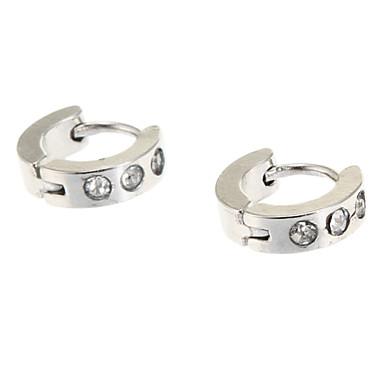 Γυναικεία Κουμπωτά Σκουλαρίκια Μοντέρνα Ανοξείδωτο Ατσάλι Κοσμήματα Πάρτι Καθημερινά Causal Κοστούμια Κοσμήματα
