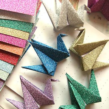 praf blitz papercranes materiale origami (12 buc / sac)