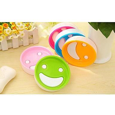 Sabunluklar ve Tutucular Çevre-dostu / Hediye / Sevimli Plastik 1 parça - Otel banyo