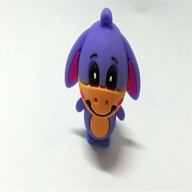 8 γρB στικάκι usb δίσκο USB 2.0 Πλαστική ύλη Κινούμενα σχέδια Μικρό Μέγεθος