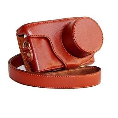 dengpin® кожа съемная защитная камера кейс сумка чехол для Samsung NX мини NXF1 с 9-27mm линзой