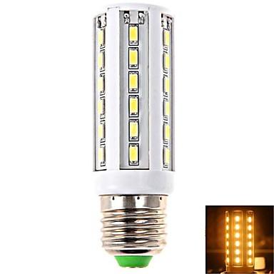 YWXLIGHT® 1020lm E26 / E27 LED Λάμπες Καλαμπόκι T 42 LED χάντρες SMD 5630 Θερμό Λευκό 100-240V