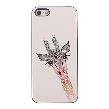 girafă de design din aluminiu caz minunat greu pentru iPhone 4/4S