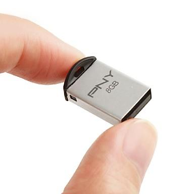 mini-drive flash USB 2.0 8gb pny m2