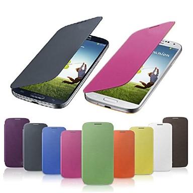 caso clássico couro pu para Samsung Galaxy S4 mini-9190