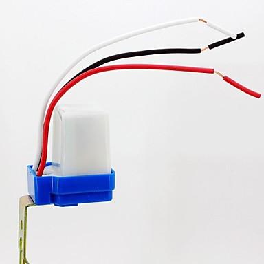 αδιάβροχο φωτοηλεκτρικό διαχείριση του δημόσιου φωτισμού (220V)