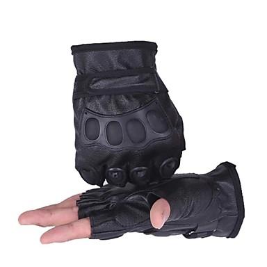 Activități/ Mănuși de sport Bărbați Unisex Mănuși pentru ciclism Toamnă Primăvară Vară Iarnă Mănuși Motor Keep Warm Rezistent la VântFără