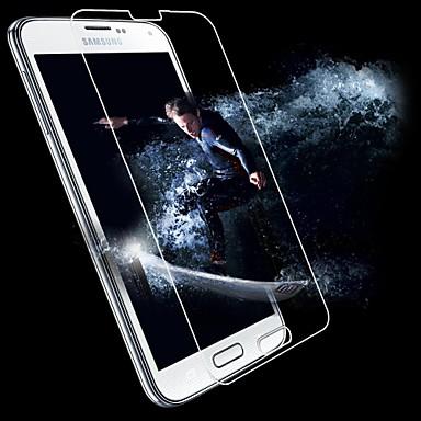 Ekran Koruyucu için Samsung Galaxy S5 Temperli Cam Ön Ekran Koruyucu Parmak İzi Yapmayan